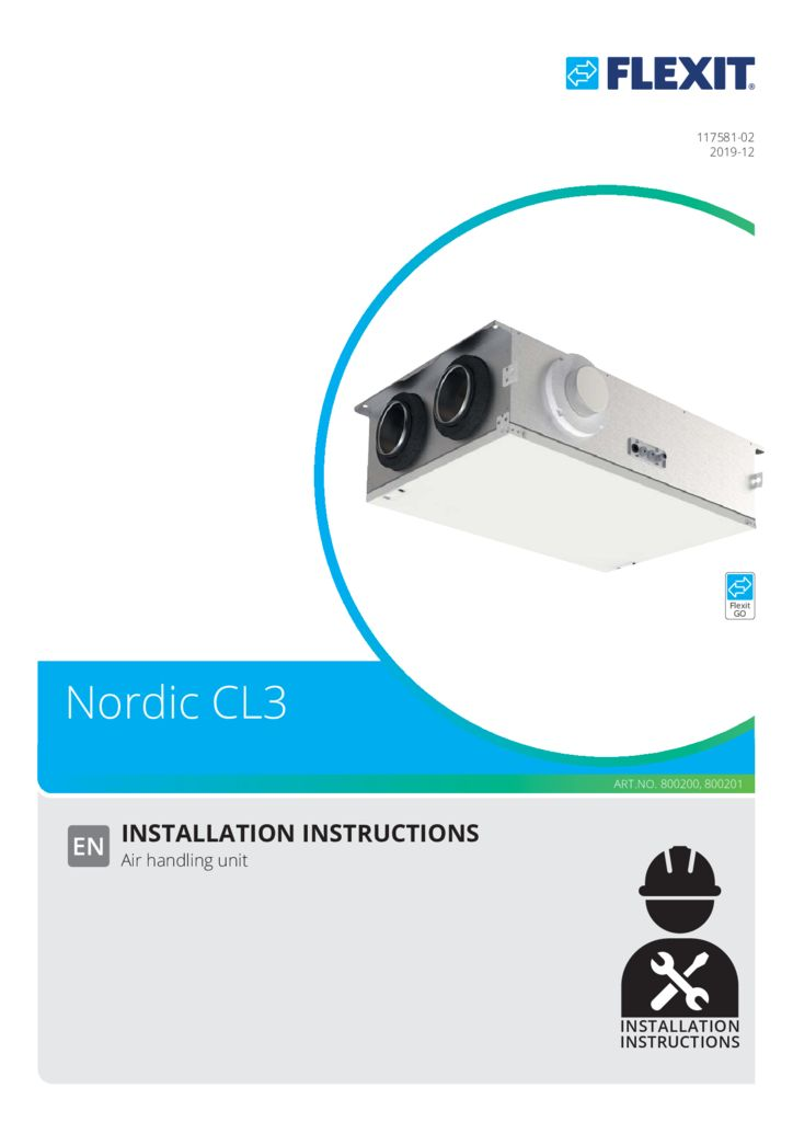 thumbnail of INSTALLATION INSTRUCTIONS CL 4
